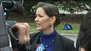 RAW: Oakland Mayor Defends Marshawn Lynch After President Calls For Suspension