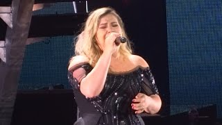 "Kelly Clarkson - ""Take You High"" and ""Behind These Hazel Eyes"" (Live in San Diego 8-16-15)"