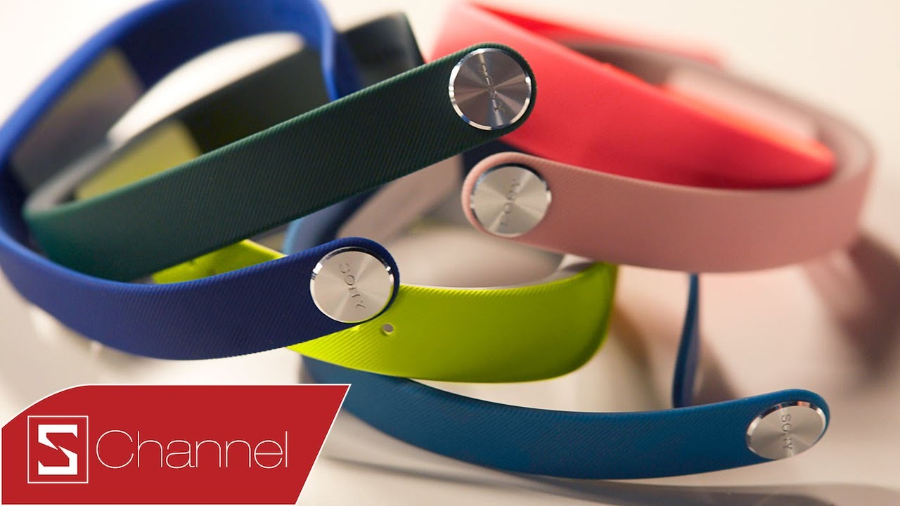Schannel - Mở hộp nhanh Sony Smartband - CellphoneS