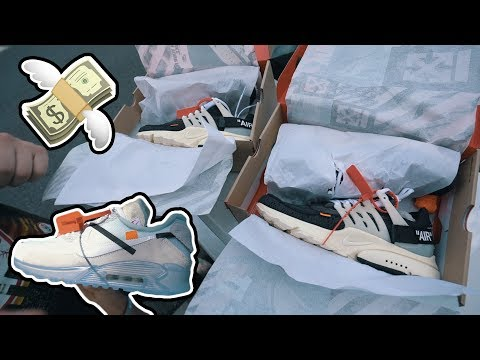 HOW TO GET HYPED SNEAKERS FOR RETAIL! (We got 4 pairs!)
