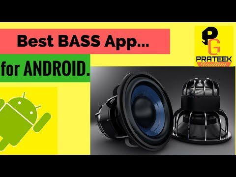 Best MUSIC BASS App For Android. || Easy To Use.