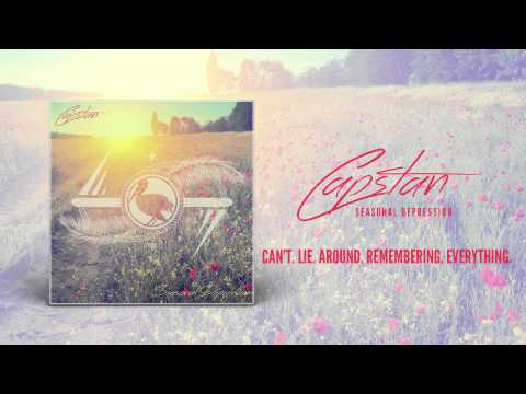 Capstan - Can't. Lie. Around. Remembering. Everything.