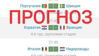 Хорватия Франция ПРОГНОЗ Италия Нидерланды Ординар Англия Дания ставки на футбол