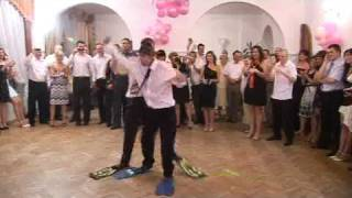 taniec z gwiazdami - pletwy - wesele, tarnow 2009