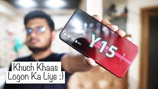 Vivo Y15 Review Kuch Kay Liye Jannat Gamers Door Rahain