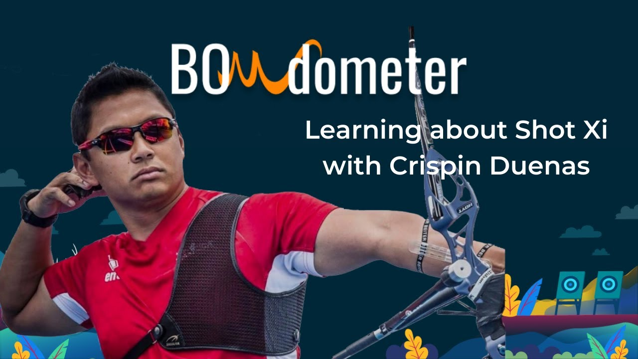 Building archery consistency with BOWdometer