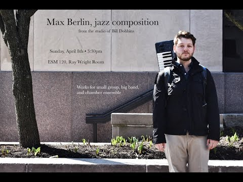 Max Berlin: Senior Recital Live Stream