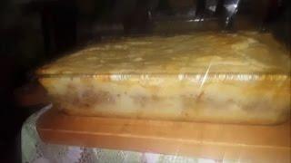 Картофельная запеканка /Март 2017 /Рецепт