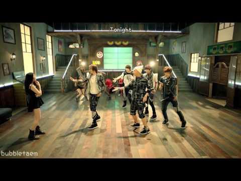 B1A4 - 잘자요 굿나잇 (Baby Good Night) MV  Han.Rom.Eng 