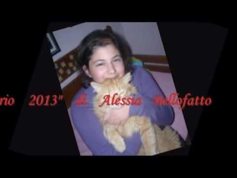 Il nuovo Calendario 2013 di Alessia Bellofatto