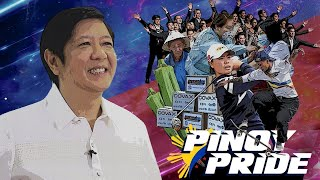 BBM VLOG #163: These are great news! Pinoy Pride | Bongbong Marcos