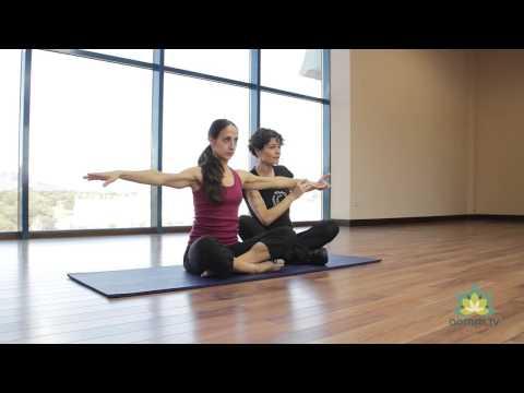 Pilates - Estabilización escapular
