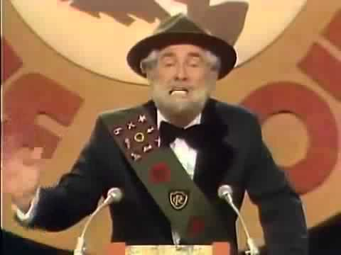 Foster Brooks Roast   Dean Martin