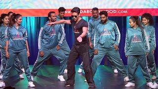 Tiger Shroff LIVE DANCE Performance  Ganesh Acharya Dance Academy Launch