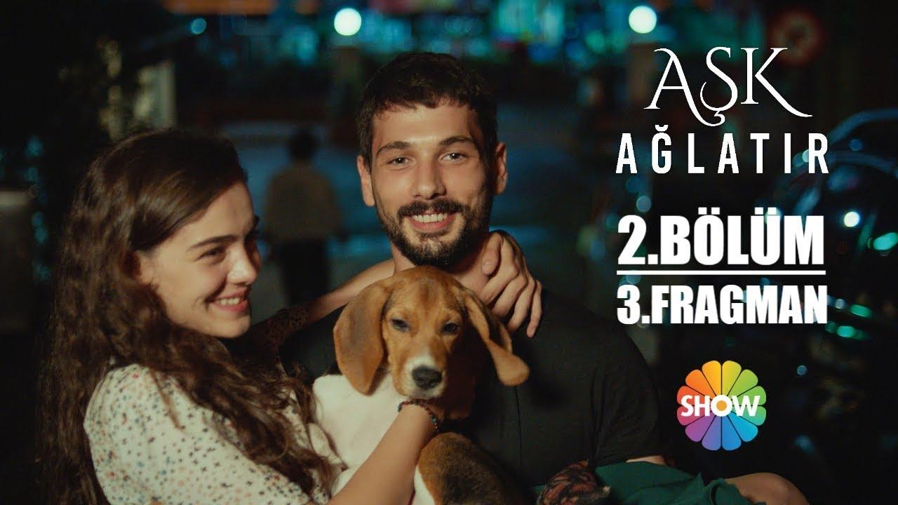 Aşk Ağlatır 2. Bölüm 3. Fragman | Her Pazar Show TV'de!