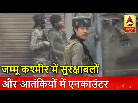 Jammu and Kashmir: 2 policemen injured as encounter breaks out in Batamaloo
