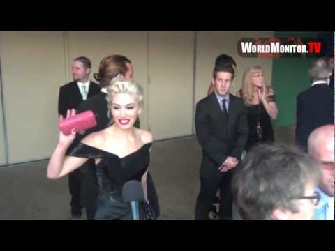 Gwen Stefani and Gavin Rossdale arrive at The Heart Foundation Event