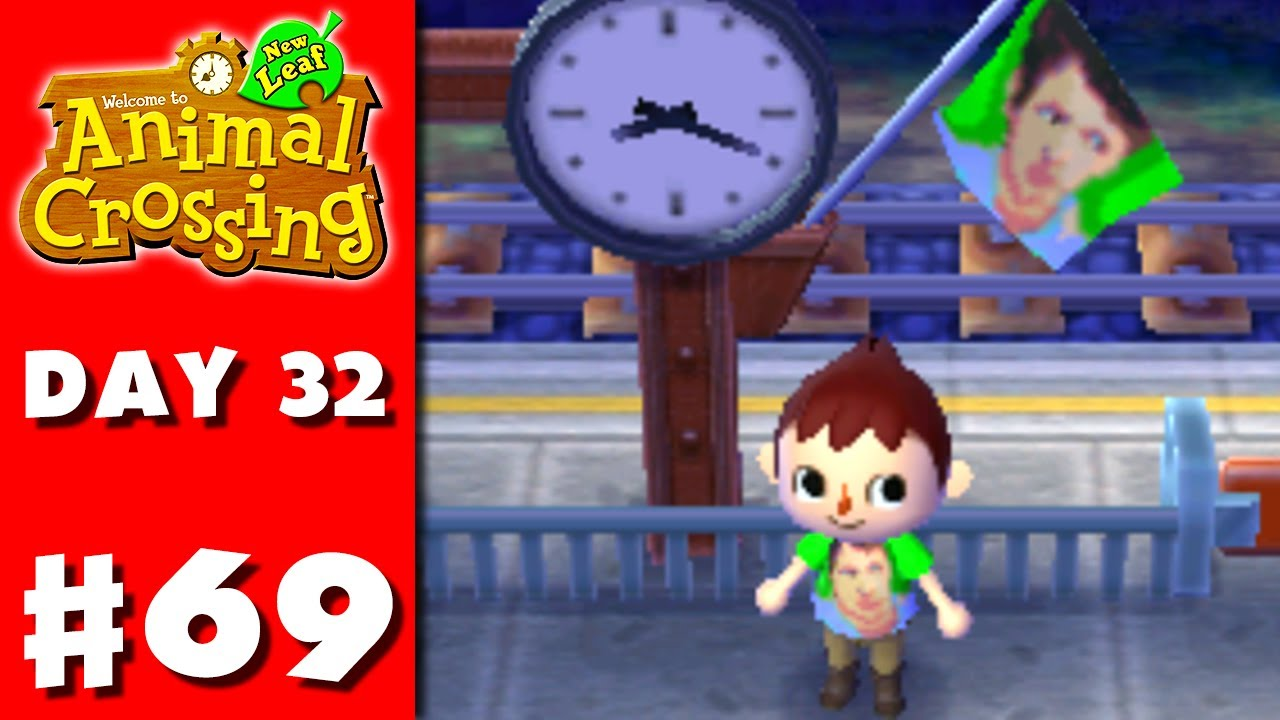 Animal Crossing New Leaf Part 69 Town Flag Nintendo
