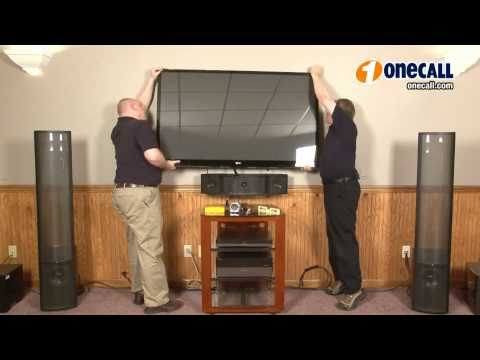 Explained: How to Mount Your Large Screen Television