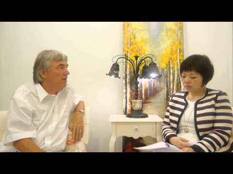 #12 Traumatisation of Sexuality and its consequences- Christine Wong chats with Franz in Singapore