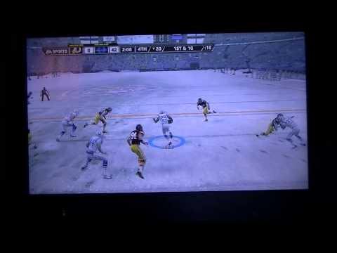 Madden 12 WK12 December 23 1956 Redskins vs Colts 3 of 3