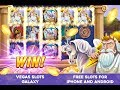 Vegas Slots Galaxy, the best free mobile slot machine game, with lots of fun bonus games!