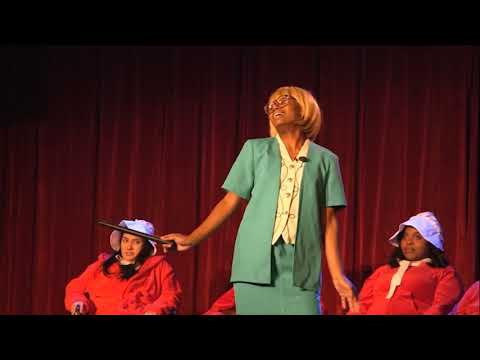 """I'm Betsy DeVos"" From Handmaid's Tale: The Musical"