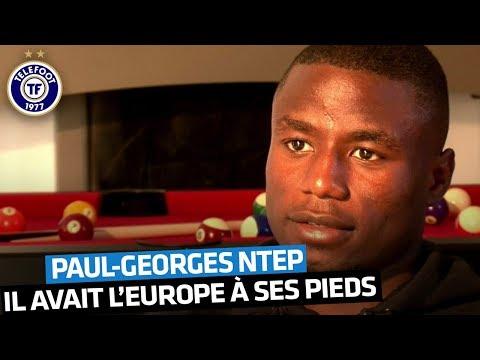 Quand l'Europe s'arrachait Paul-Georges Ntep