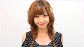 Repeat youtube video ゆるふわ ツイン フィッシュボーン hair arrange tutorial