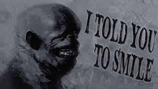"""☠ """"I Told You to Smile"""" by Robert Cherry — Classic Creepypasta Audio Adaptation from CTFDN"""