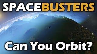 Space Busters | Can You Orbit in Space Engineers | Space Engineers