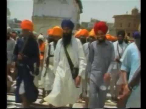 Baba-e-Kaum Sant Gyani Jarnail Singh Ji Khalsa Bhindrawale
