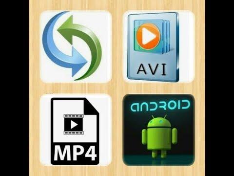 Cómo convertir y ver videos .Avi a .mp4 en Android