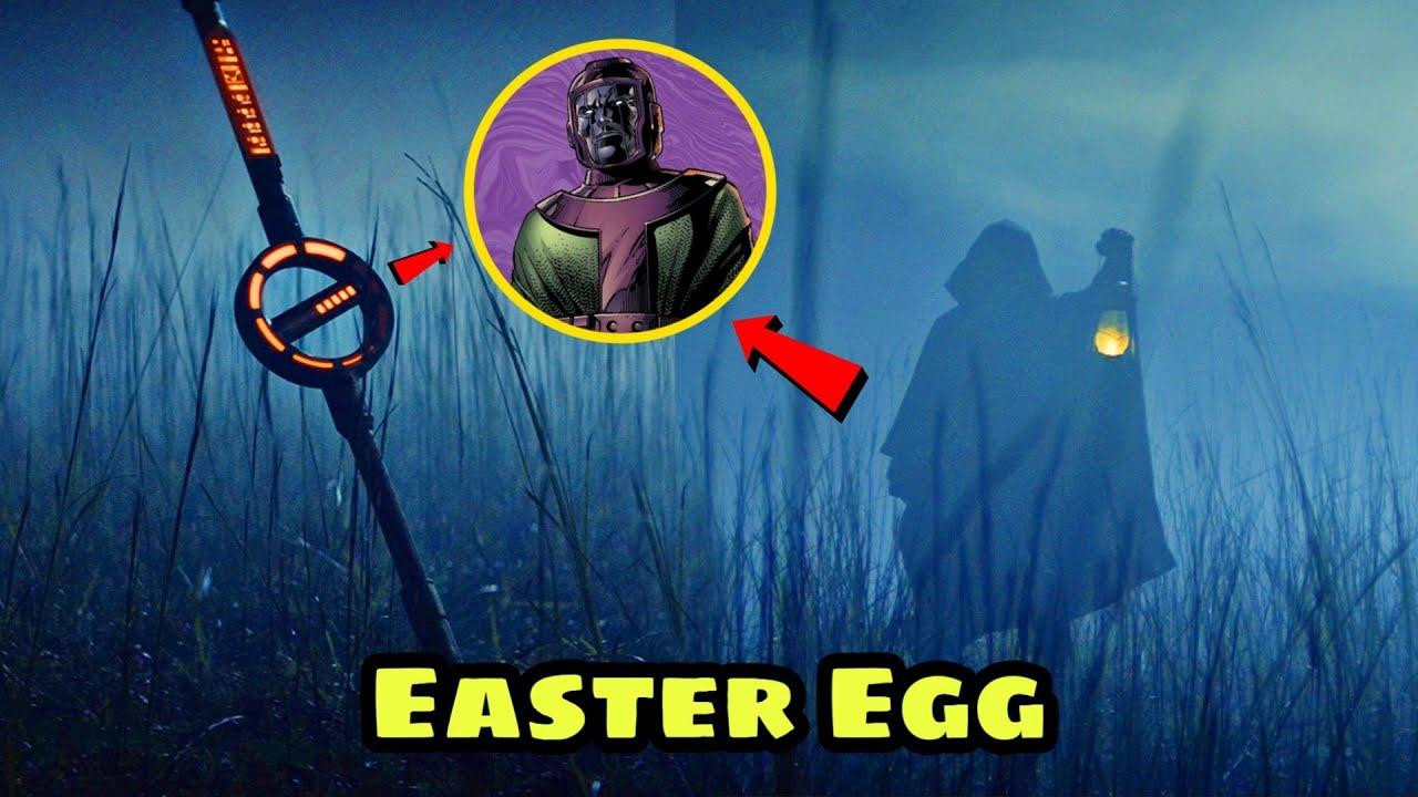 Loki Episode 1 Kang the Conqueror Easter Egg Explained தமிழில் - YouTube