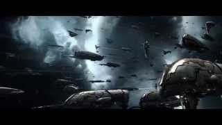 Across The Galaxies (Epic Sci-Fi / Emotional Music) - EVE Online Cinematic