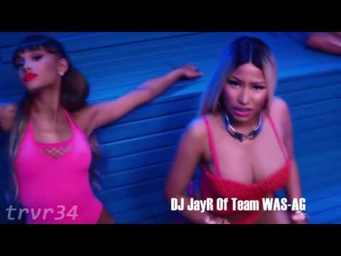 JUMPSHOT (MashupRemix) By DJ JayR Of Team WAS-AG