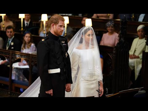 Watch live: The royal wedding of Prince Harry and Meghan Mar