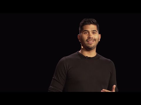 Leave Your Light On; Compassion in a Time of Grief | Michael Tesalona | TEDxJerseyCity