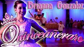 Brianna Gonzalez Quinceanera Surprise Dance   Baile Sorpresa #rhythmwriterz