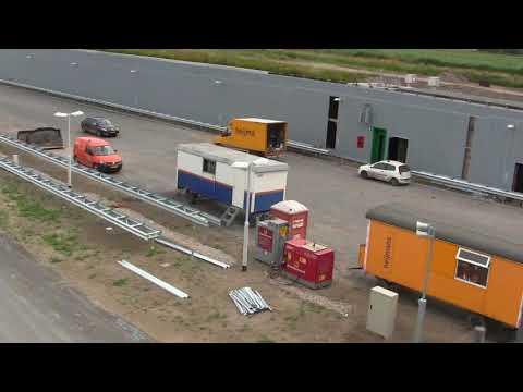 Aanleg A4 tussen Schiedam en Delft 2015 07 07 deel 1
