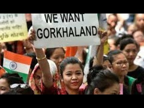 what is gorkhaland issue ???