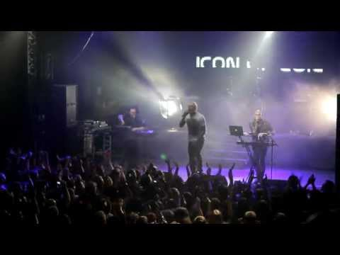 Icon Of Coil - Shelter (live)