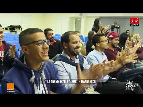 "YO, MEN L'KHER "" EP 11  Le Grand battle "" #EMSI #Marrakech 
