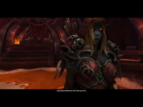 Battle for Azeroth: The Heart of Azeroth & The Stormwind Extraction (Horde Intro Quests)