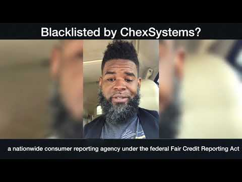 Download No Chexsystems Banks Open A New Bank Account MP3, MKV, MP4