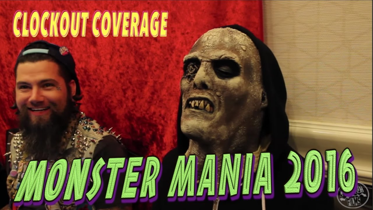 ClockOut Coverage : Monster Mania 2016