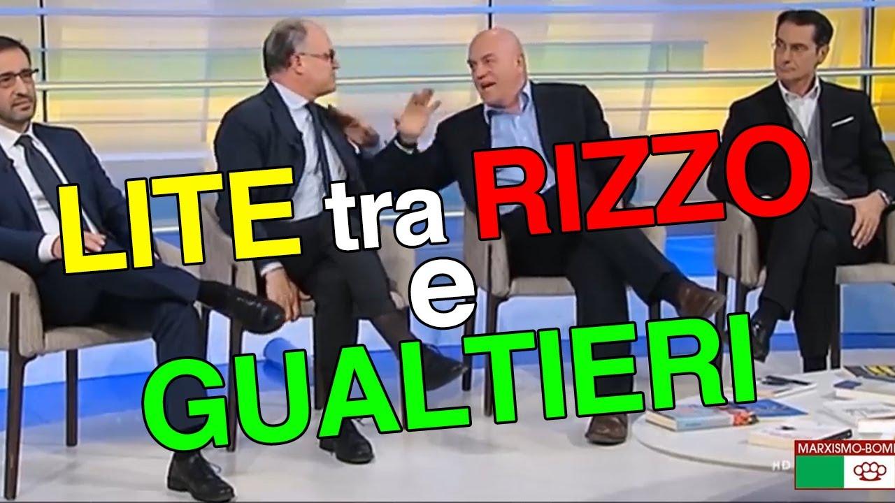 lite rizzo (pc) vs gualtieri (pd):