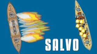 Salvo (Military Tactic)