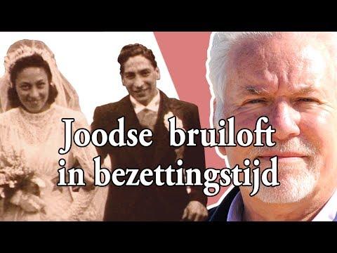 Joodse bruiloft in bezettingstijd – NL