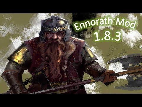 Ennorath Mod [1.8.3] - ГНОМЫ - ЭРЕБОР ➤ ОБЗОР